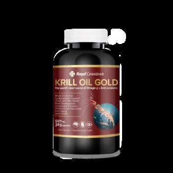 Krill Oil Gold Plus(180C) 1300mg