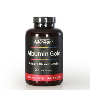 Albumin Gold (200 capsules)